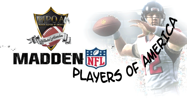 Madden Players Of America