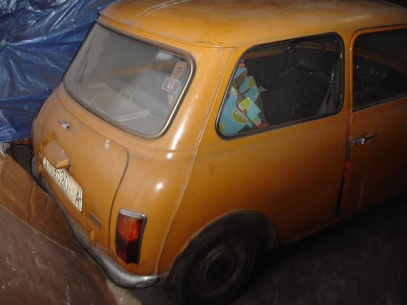 Mon Austin Mini 1000 de 1971 Dsc07014