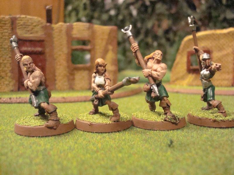 ostlander - An Ostlander warband from Albion Dsc01115