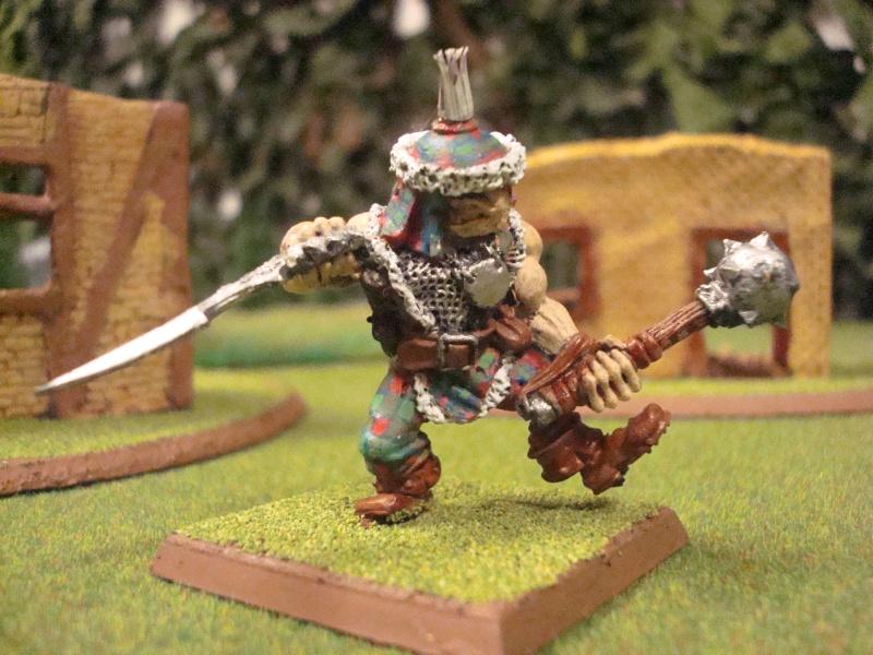 ostlander - An Ostlander warband from Albion Dsc01117