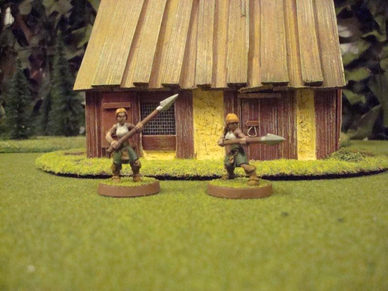 ostlander - An Ostlander warband from Albion Dsc01120