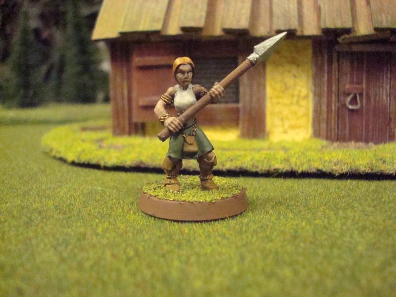 ostlander - An Ostlander warband from Albion Dsc01122