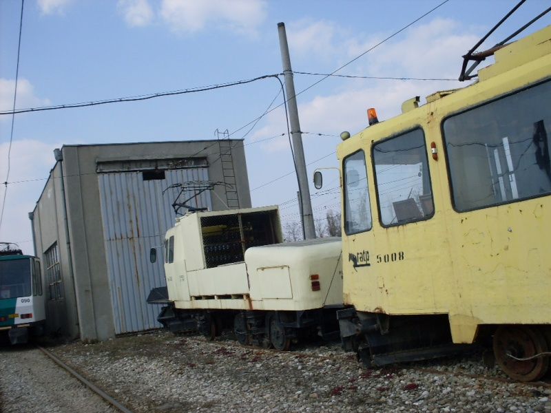 Depoul de tramvaie T.C.E. Ploiești Sdc10235