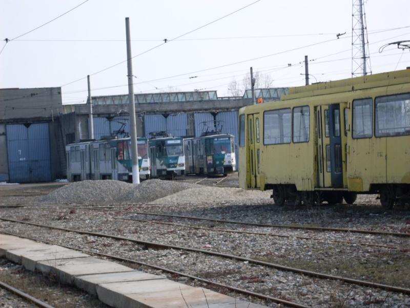 Depoul de tramvaie T.C.E. Ploiești Sdc10315