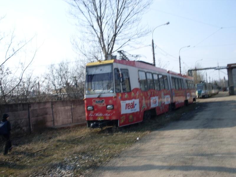 Depoul de tramvaie T.C.E. Ploiești Sdc10317
