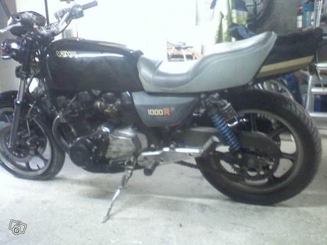 LA NUMERO 21, Kawasaki Z1000R 26622112