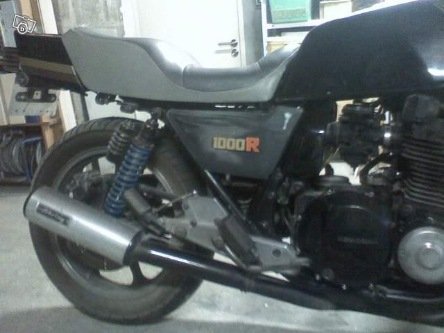 LA NUMERO 21, Kawasaki Z1000R 26792511