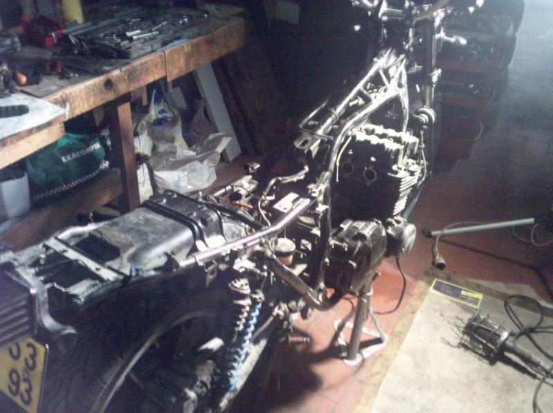 LA NUMERO 21, Kawasaki Z1000R Photo019
