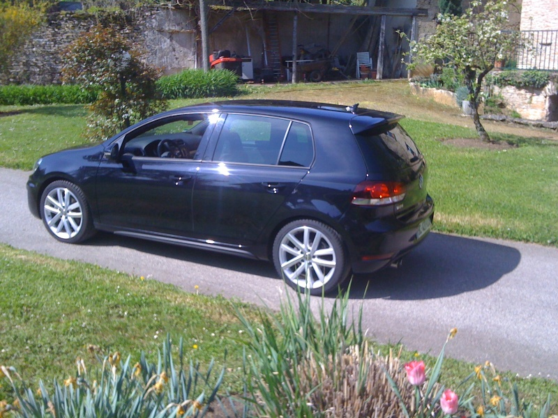 "[GTD Noir Intense 5p DSG6] Vancouver 18"", Alarme, RNS 510, bluetooth premium Photo_11"