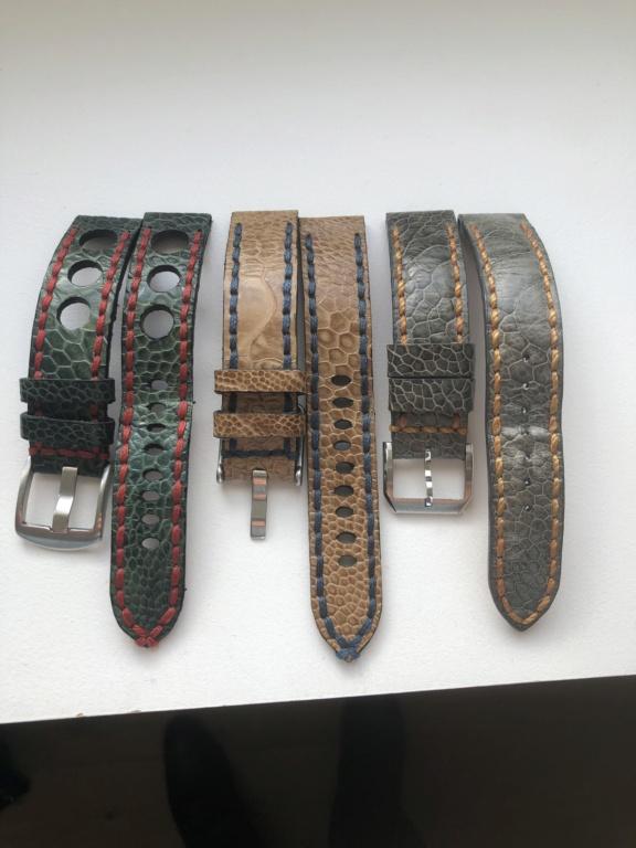 [Vends] 3 bracelets Aaron Pimentel en autruche 400c3c10