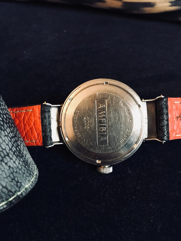 [Vends] Très rare Vostok Amphibia C7055510