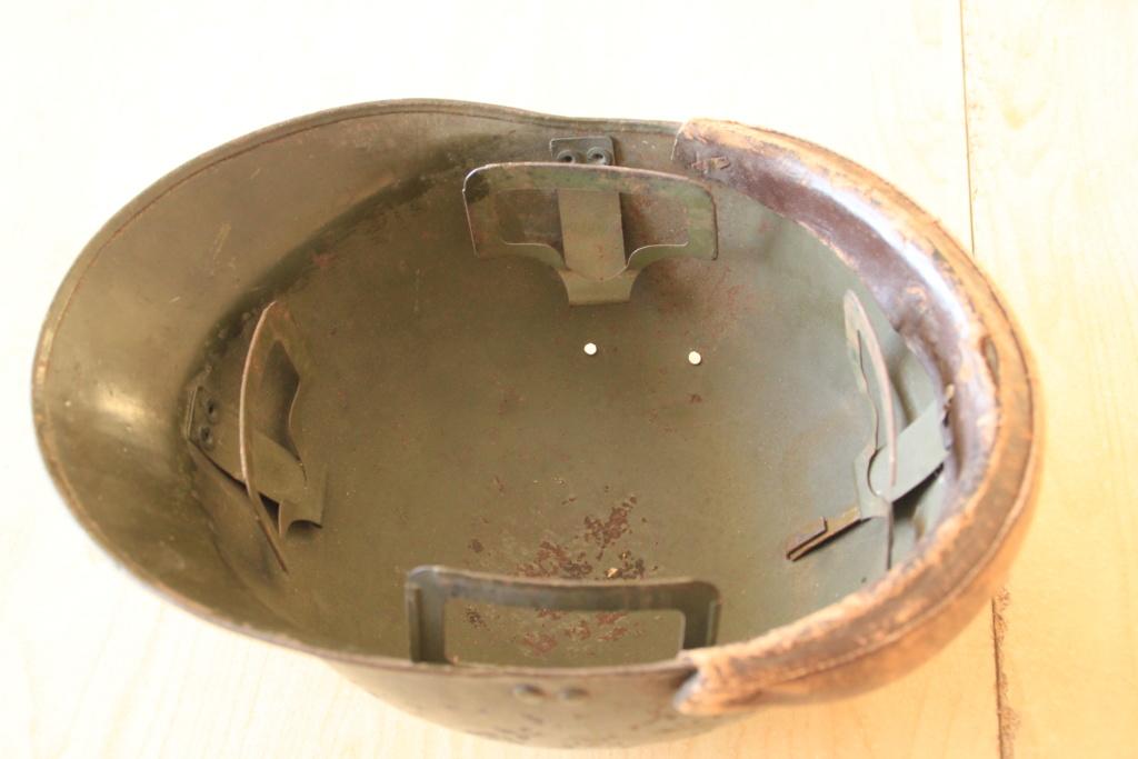 Casque Mod 35 Artillerie insigne 15 - NICO - JANV 4 - VENDU  Img_0017