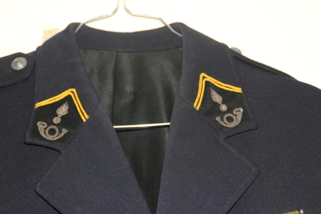 France 40 : Vareuse Mod 39 de capitaine chasseur Etat Major -ALPINS-NOV2 A CLOTURER Img_0618