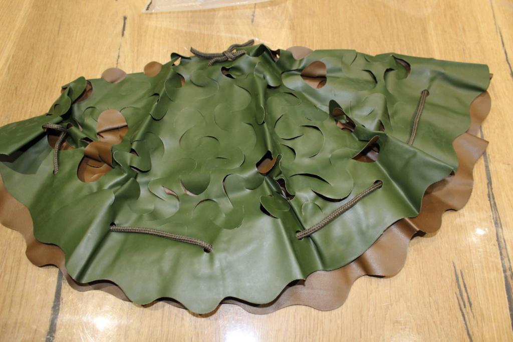 Salade de camouflage pour casque, neuve dans son emballage BAISSE DU PRIX Img_1511