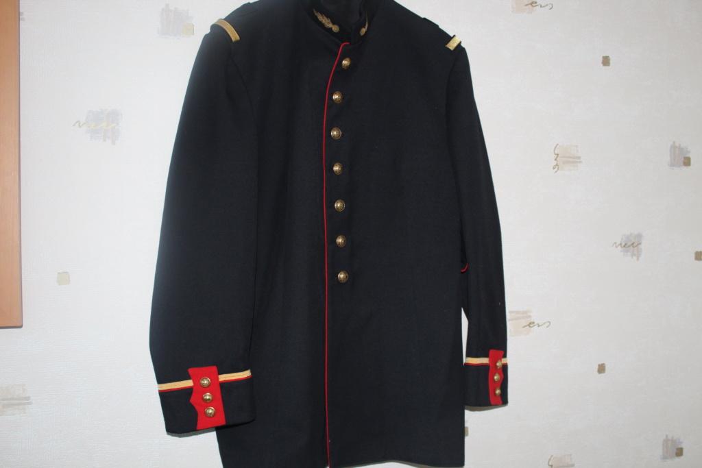 Vareuse d'adjudant chef de la Garde Républicaine -ALPINS-JANV1 - BAISSE DU PRIX - A CLOTURER  Img_2110