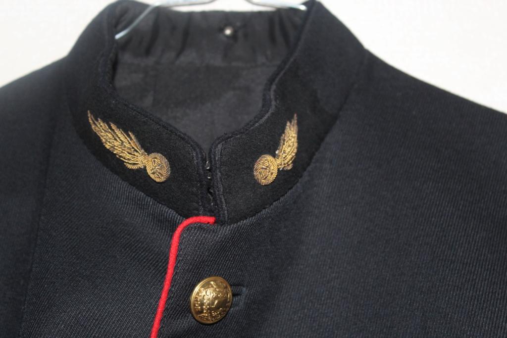 Vareuse d'adjudant chef de la Garde Républicaine -ALPINS-JANV1 - BAISSE DU PRIX - A CLOTURER  Img_2111