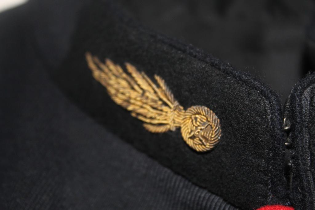 Vareuse d'adjudant chef de la Garde Républicaine -ALPINS-JANV1 - BAISSE DU PRIX - A CLOTURER  Img_2114