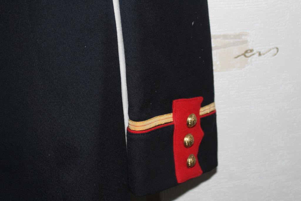 Vareuse d'adjudant chef de la Garde Républicaine -ALPINS-JANV1 - BAISSE DU PRIX - A CLOTURER  Img_2115