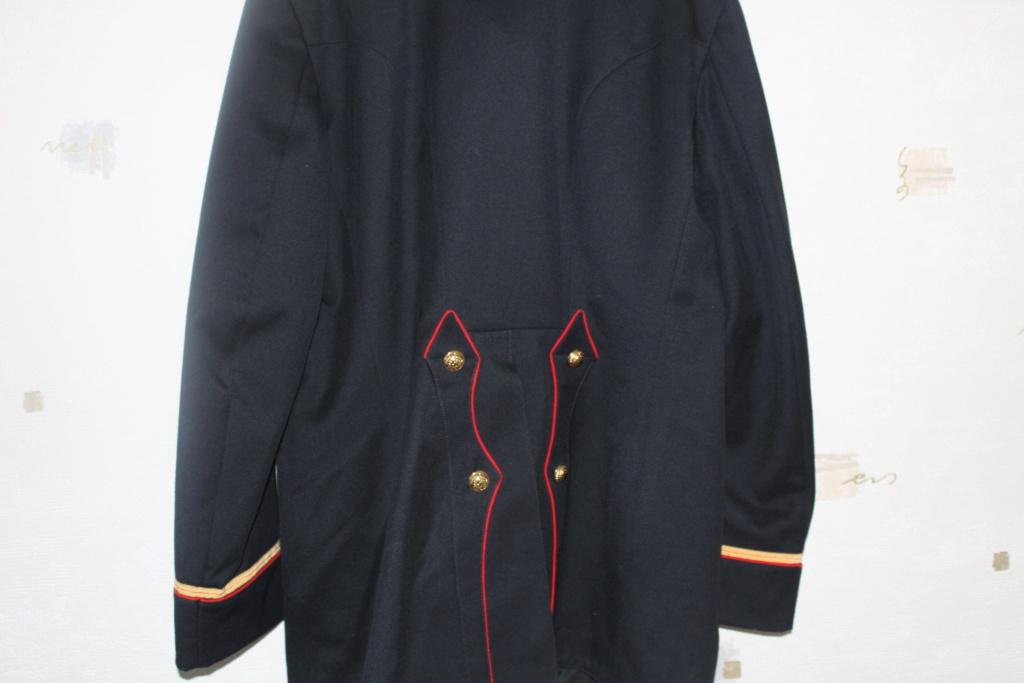 Vareuse d'adjudant chef de la Garde Républicaine -ALPINS-JANV1 - BAISSE DU PRIX - A CLOTURER  Img_2117