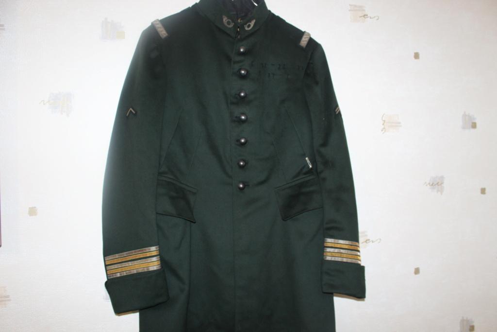 Vareuse Tunique Mod 21 de Lieutenant-Colonel des Chasseurs Forestiers  -ALPINS-JANV2 - A CLOTURER Img_2120