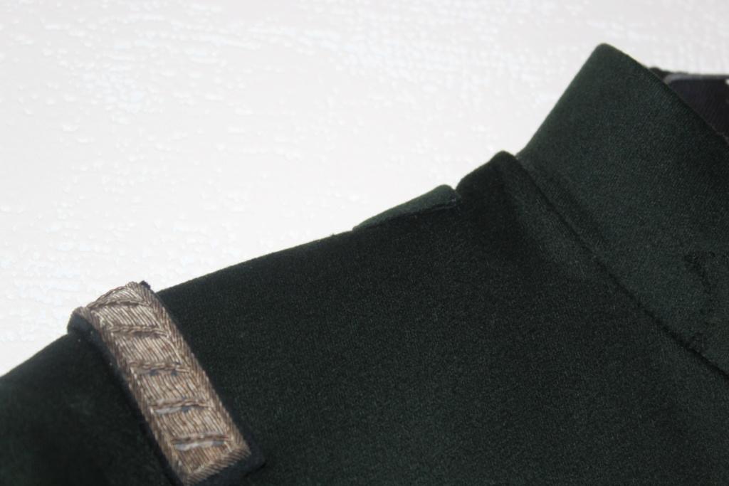 Vareuse Tunique Mod 21 de Lieutenant-Colonel des Chasseurs Forestiers  -ALPINS-JANV2 - A CLOTURER Img_2213