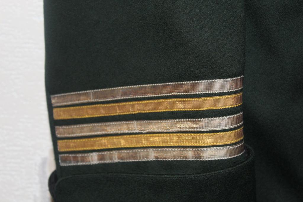 Vareuse Tunique Mod 21 de Lieutenant-Colonel des Chasseurs Forestiers  -ALPINS-JANV2 - A CLOTURER Img_2215