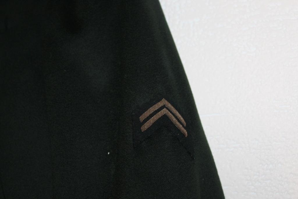 Vareuse Tunique Mod 21 de Lieutenant-Colonel des Chasseurs Forestiers  -ALPINS-JANV2 - A CLOTURER Img_2216