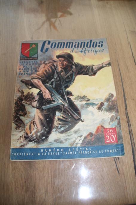 """Revue """"Rhin et Danube les Commandos d'Afrique"""" -ALPINS-AVRIL5 (terminé pour avril) - BAISSE DU PRIX Img_3017"""