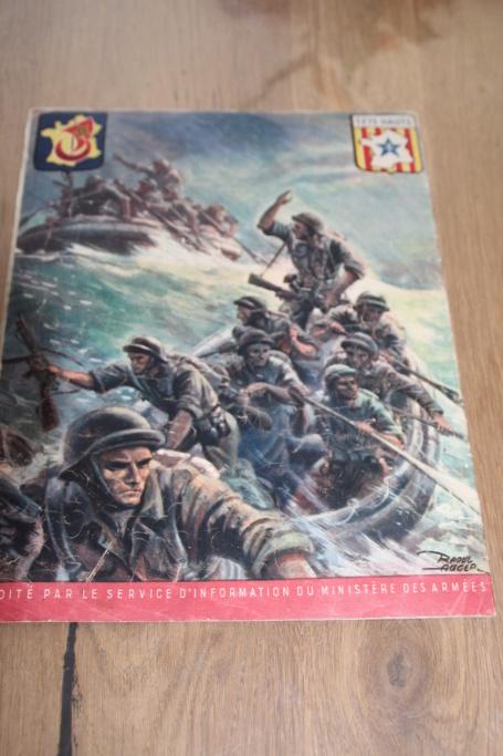 """Revue """"Rhin et Danube les Commandos d'Afrique"""" -ALPINS-AVRIL5 (terminé pour avril) - BAISSE DU PRIX Img_3018"""