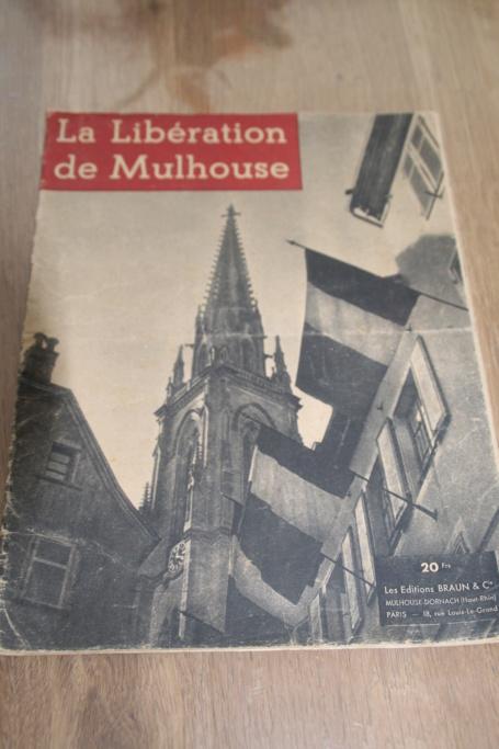 """Revue """"la Libération de Mulhouse"""" -ALPINS-AVRIL4 - BAISSE DU PRIX Img_3020"""