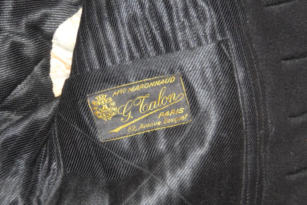 Vareuse nominative + Pantalon Mod 31 d'un Lieutenant du 4ème RI   ESC - JUIL1 - BAISSE DU PRIX - A CLOTURER  Img_3360