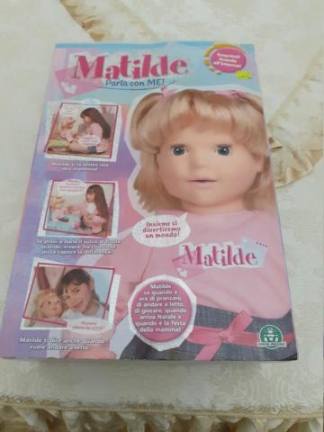 Bambola Matilde rarissima  16017412
