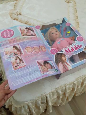 Bambola Matilde rarissima  16017413