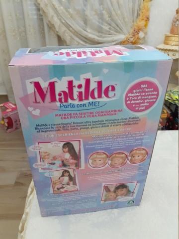 Bambola Matilde rarissima  16017414