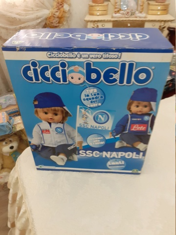 Cicciobello  ssc Napoli 16018011