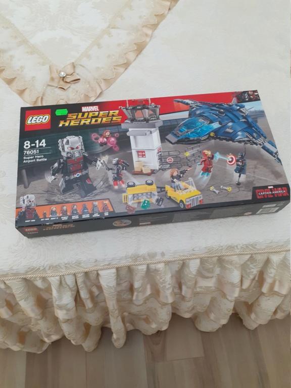 Lego 76051 fondo di magazzino 20200914