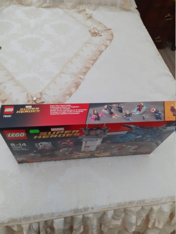 Lego 76051 fondo di magazzino 20200915