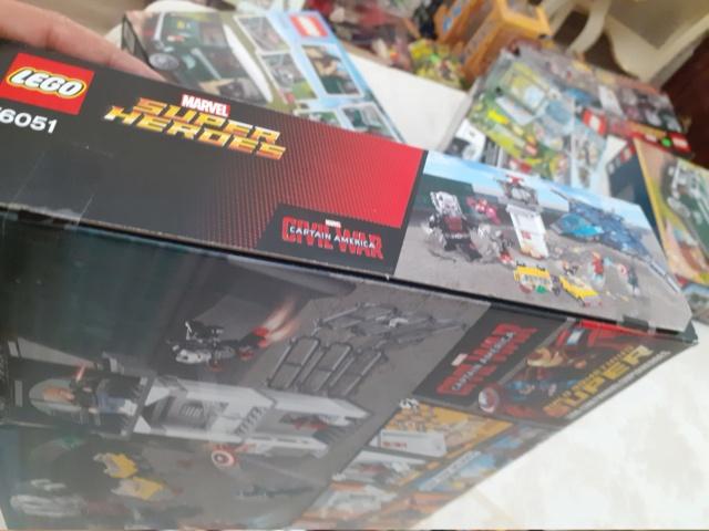 Lego 76051 fondo di magazzino 20200917