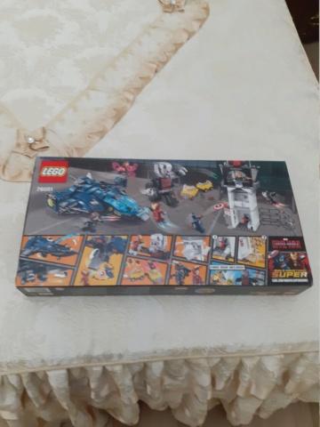Lego 76051 fondo di magazzino 20200918