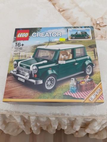 Lego 10242 fondo di magazzino 20200921