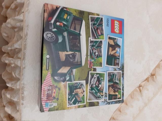 Lego 10242 fondo di magazzino 20200922