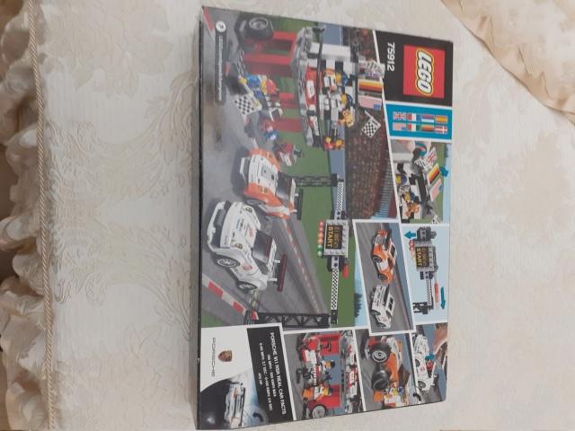 Lego 75912 fondo di magazzino 20200932