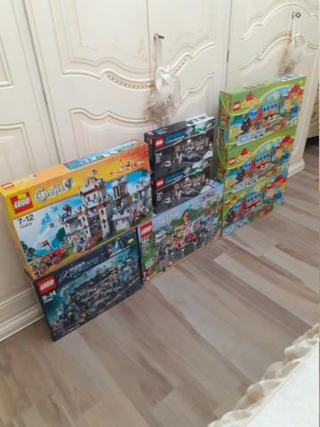 Vendo lotto di lego fondo di magazzino 20201027