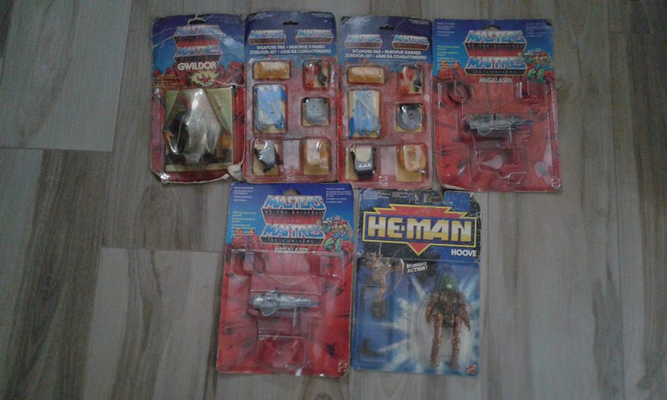 action figure varie a 10 euro 42833610