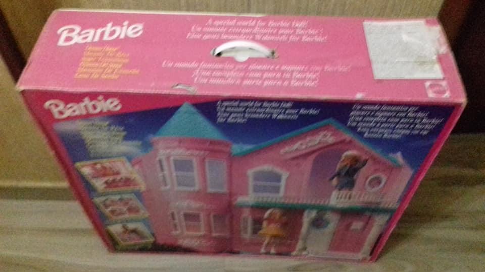casa gigante di barbie 1995 49291810