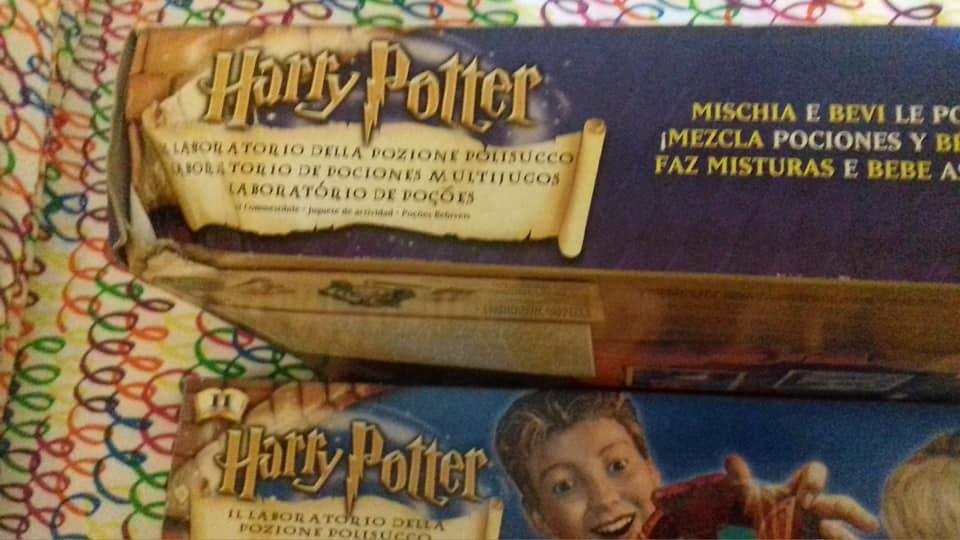 harry potter rari 53672011