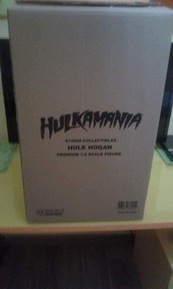 hulk hogan storm collection 1/4 53674810