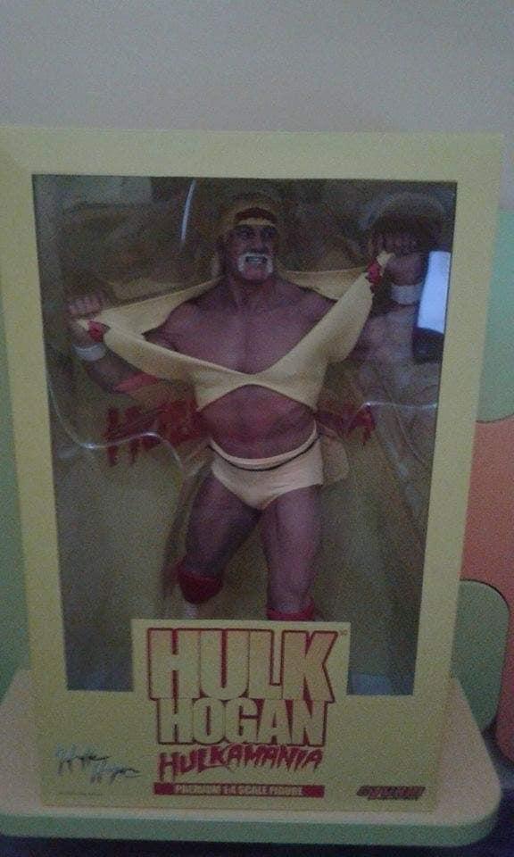 hulk hogan storm collection 1/4 53722910