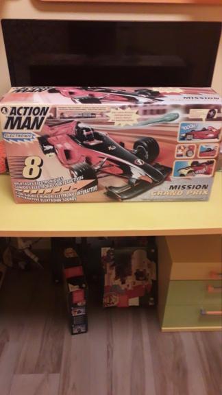 action man vintage fondo di magazzino Img-2021
