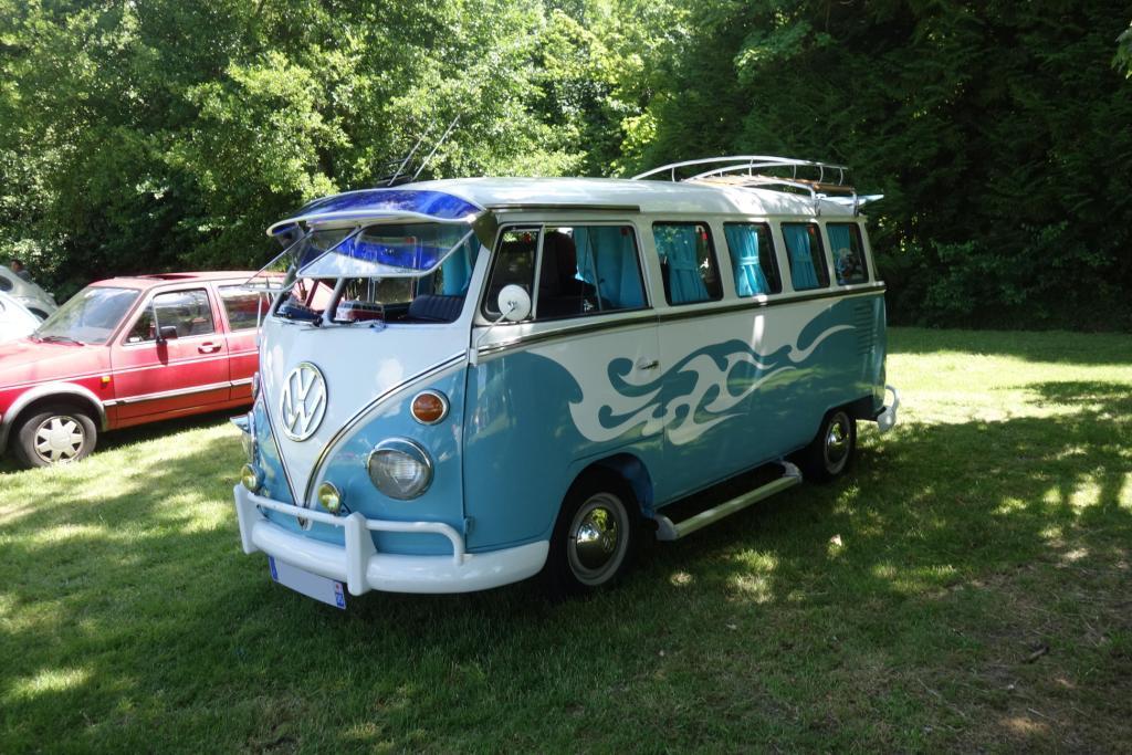 Meeting VW Bonneville sur Iton  22 et 23 juin Meetin15